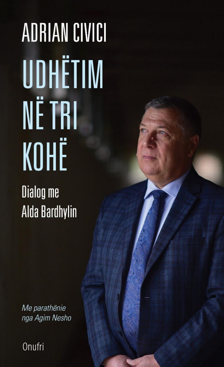 Udhetim ne tri kohe - Dialog me Alda Bardhylin