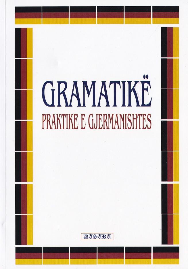 Gramatike praktike e gjermanishtes
