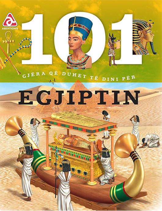 101 gjera qe duhet te dini per Egjiptin