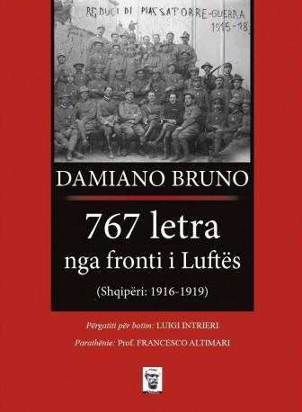 767 letra nga fronti i Luftes: Shqiperi 1916-1919