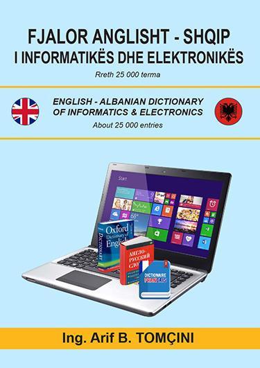 Fjalori anglisht-shqip i informatikes dhe elektronikes