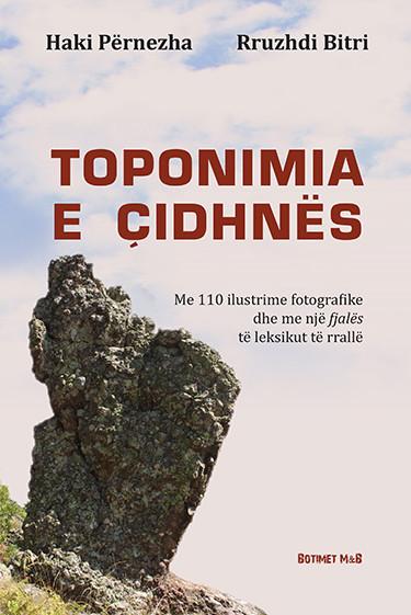 Toponimia e Çidhnes