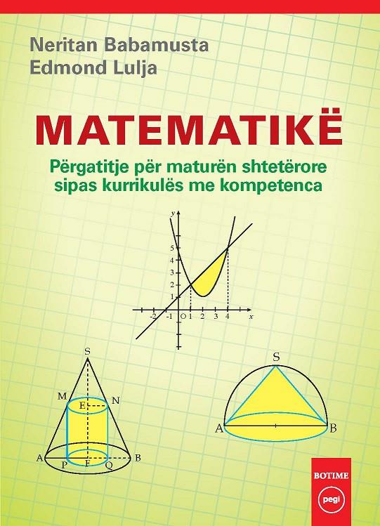 Matematike – Pergatitje per Maturen Shteterore