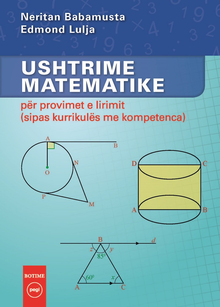 Ushtrime matematike per provimet e lirimit