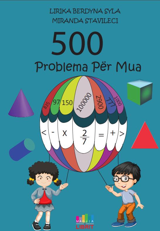 500 problema per mua - kl. V