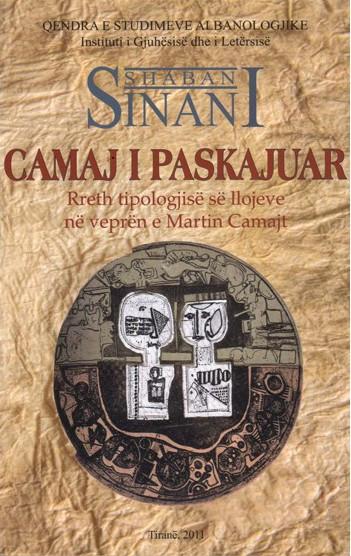 Martin Camaj i paskajuar