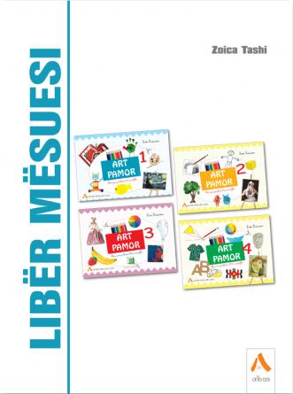 Liber mesuesi per tekstin shkollor Art Pamor 1-4
