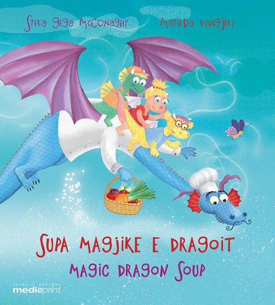 Magic dragon soup