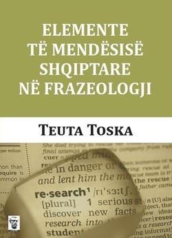 Elemente te mendesise shqiptare ne frazeologji