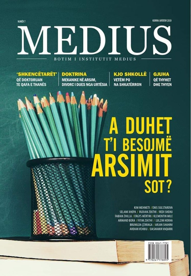 Revista Medius nr. 7