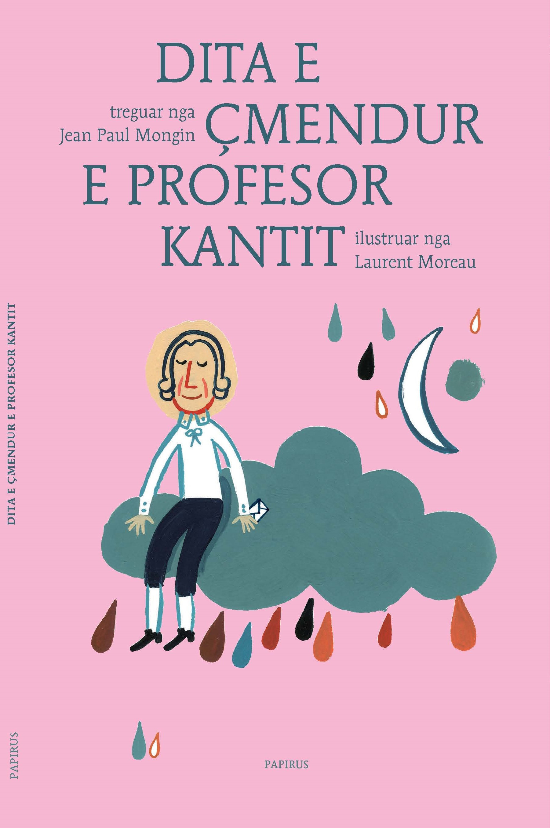 Platonet e vegjel – Dita e cmendur e profesor Kantit