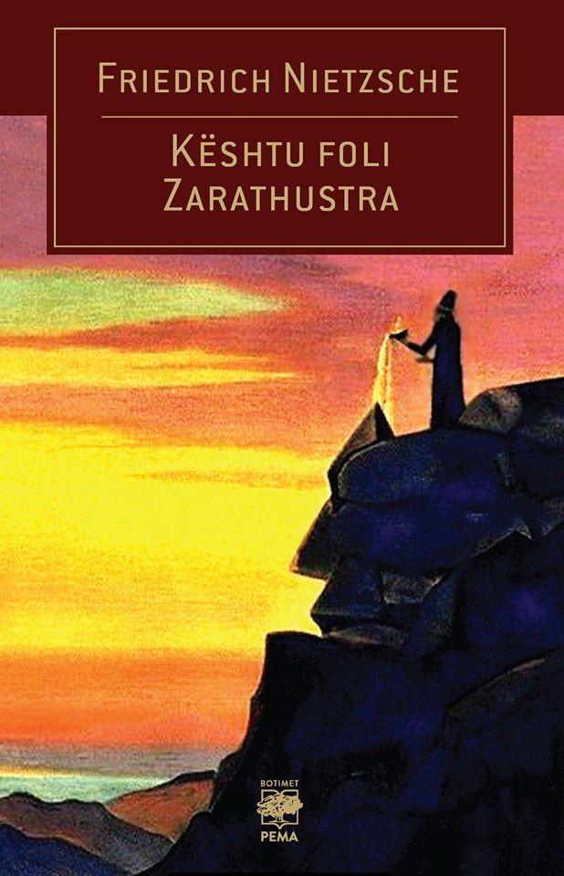 Keshtu foli Zarathustra – Pema