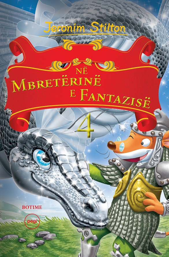 Ne mbreterine e fantazise 4