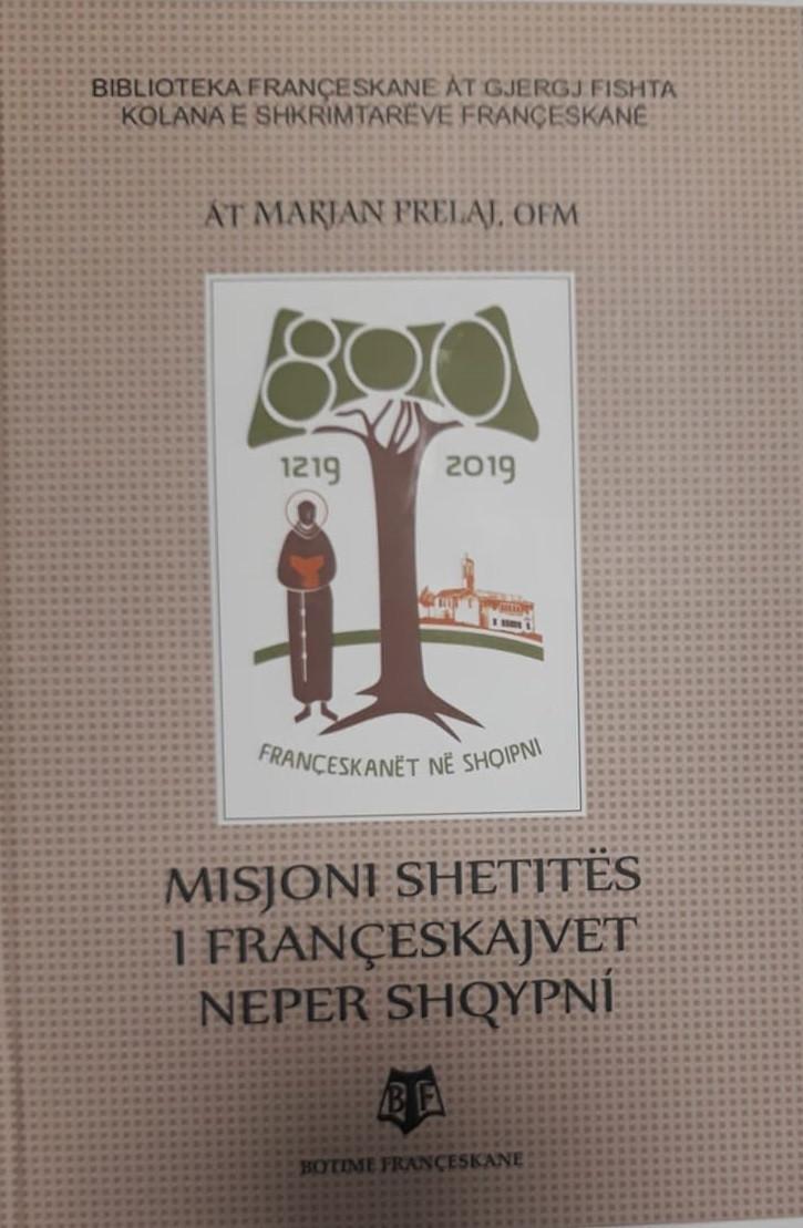 Misioni shetites i Franceskajvet neper Shqypni