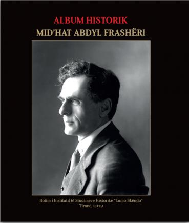 Album historik. Midhat Frasheri