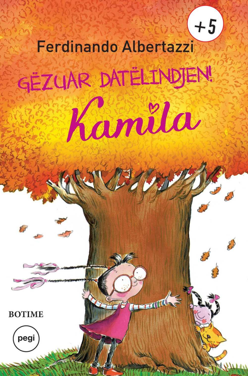 Gezuar ditelindjen Kamila
