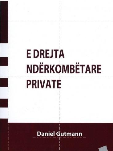E drejta nderkombetare private