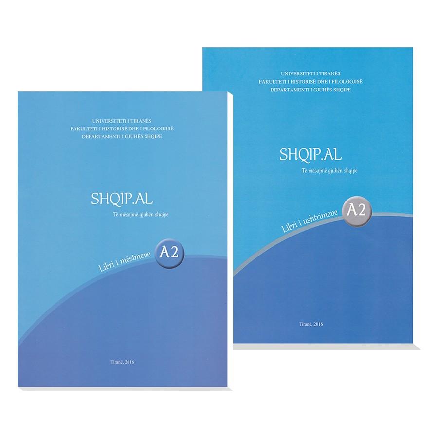 Te mesojme gjuhen shqipe Shqip.al - Niveli A2