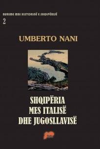 Shqiperia mes Italise dhe Jugosllavise