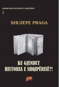 Ku gjendet historia e Shqiperise?!
