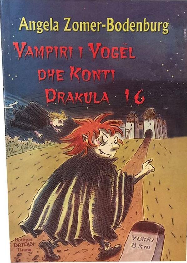 Vampiri i vogel 16 Konti dhe Drakula