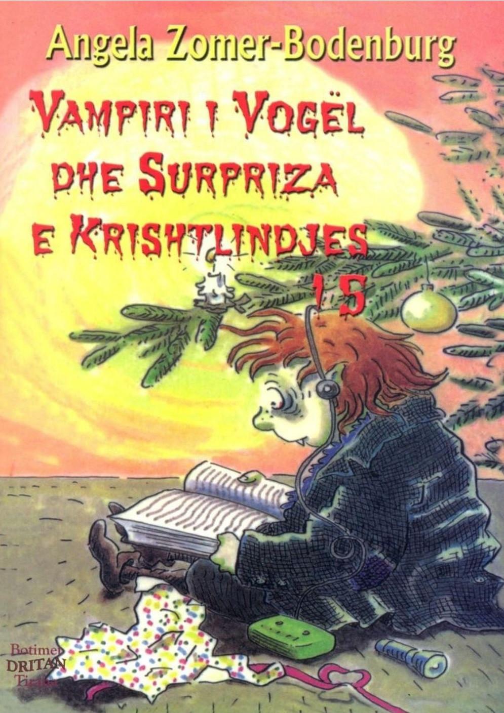 Vampiri i vogel 15 surpriza e Krishtlindjes