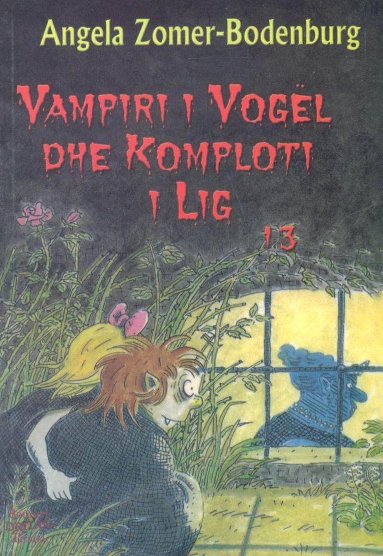 Vampiri i vogël 13 dhe komploti i lig