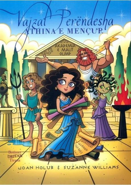 Vajzat Perëndesha 1 Athina e Mençur