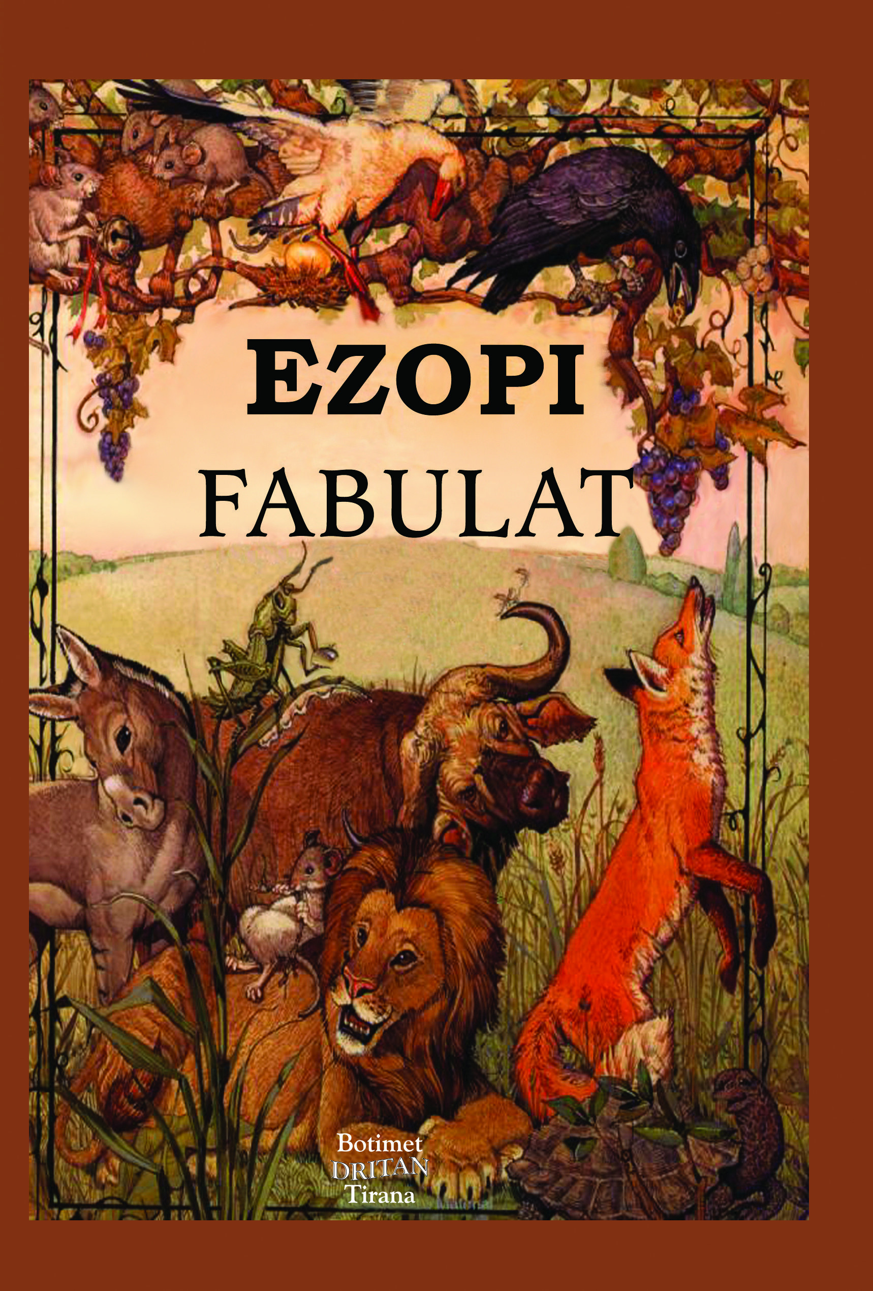 Fabula Ezopi - Dritan