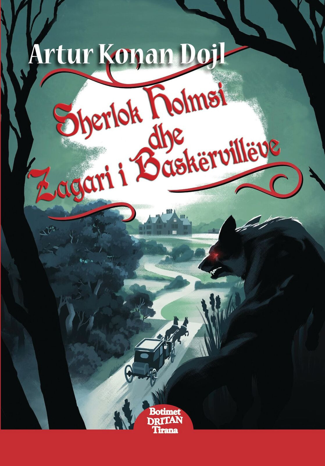 Sherlok Holmsi dhe zagari i Baskervilleve
