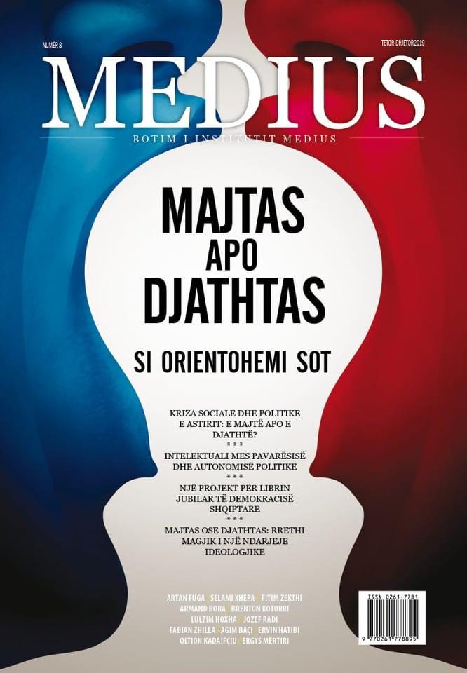Revista Medius nr. 8