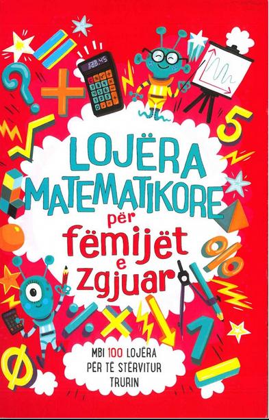 Lojera matematikore per femijet e zgjuar
