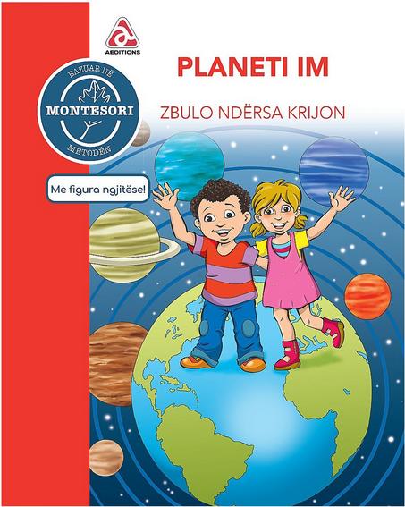 Zbulo ndersa krijon - Planeti im
