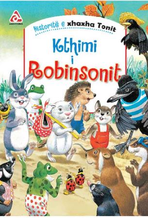 Historite e xhaxha Tonit - Kthimi i Robinsonit
