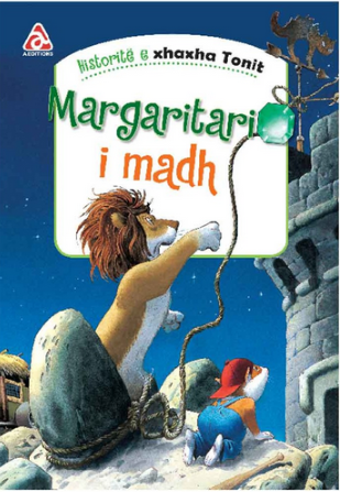 Historite e xhaxha Tonit - Margaritari i madh