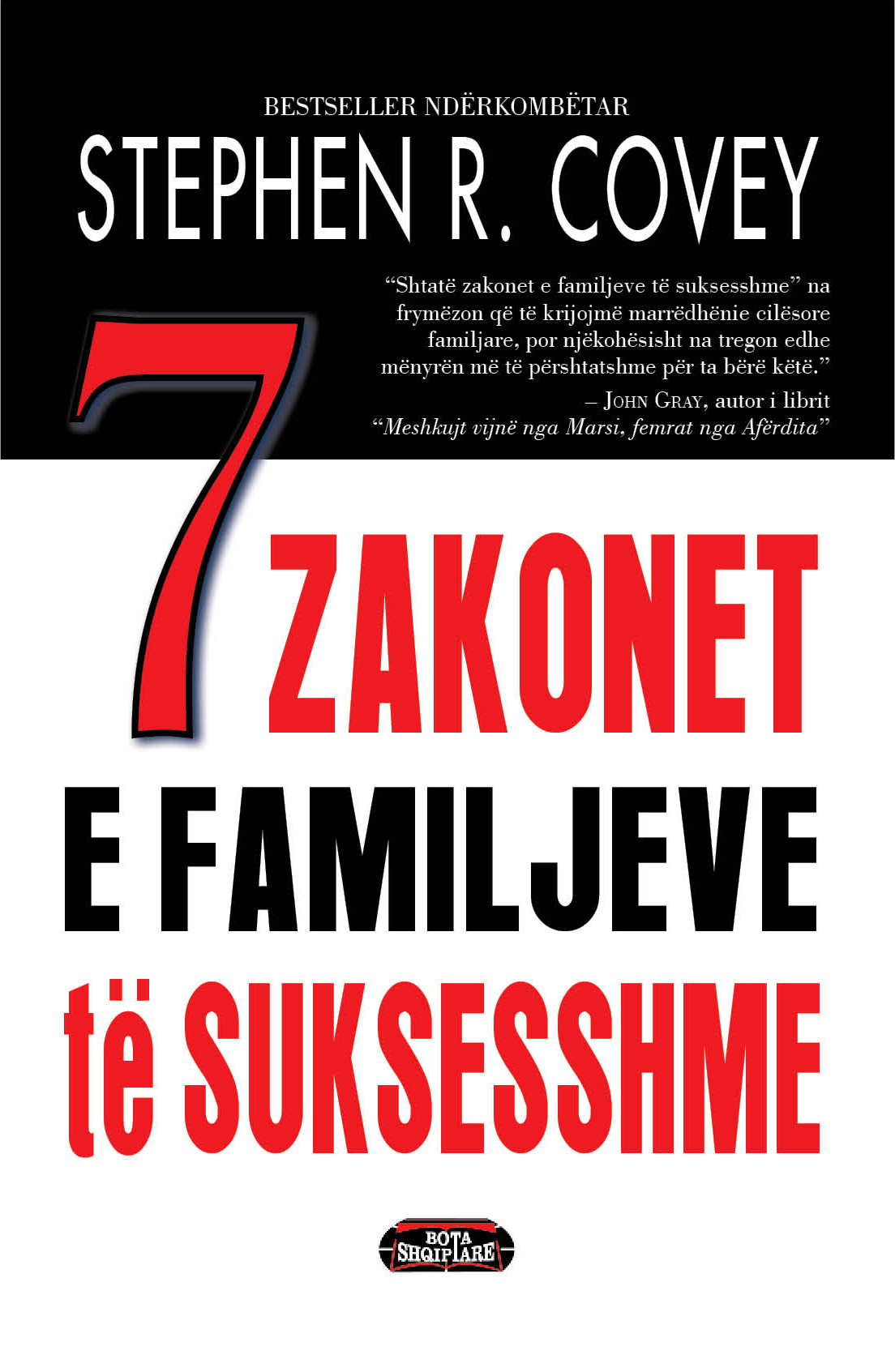 Shtate zakonet e familjeve te suksesshme
