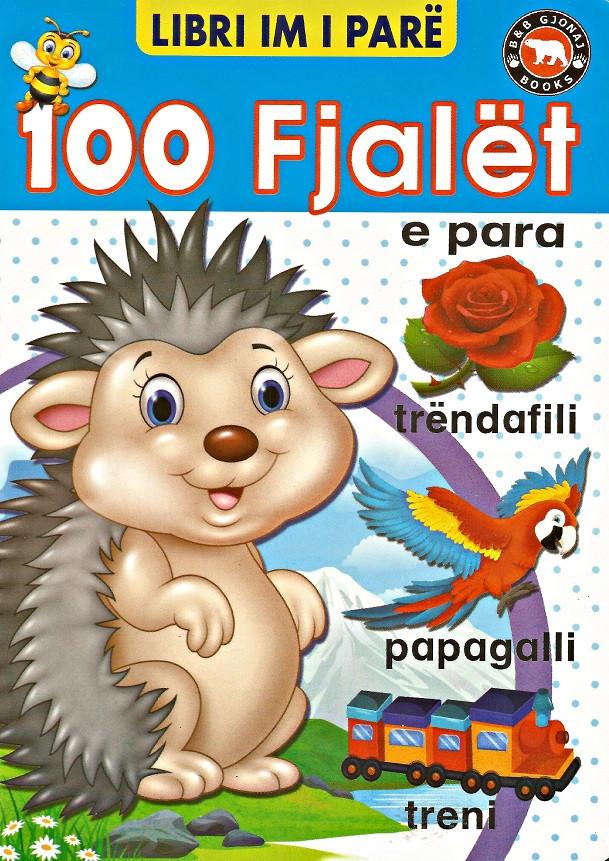 Libri im i pare 100 fjalet