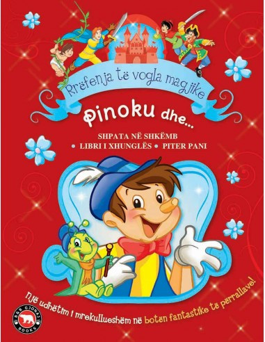 Rrefenja te vogla magjike – Pinoku dhe
