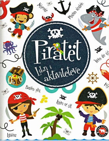 Piratet – libri i aktiviteteve