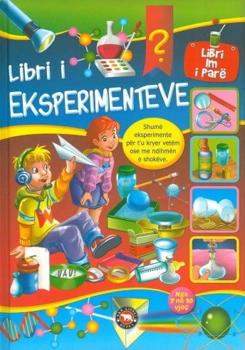 Libri im i pare – Libri i eksperimenteve