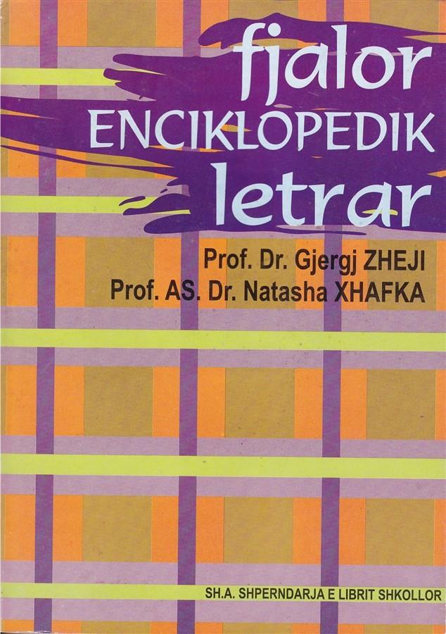 Fjalor enciklopedik letrar