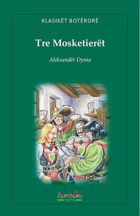Tre mosketierët - Zambaku