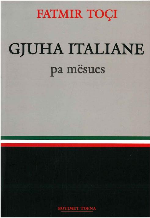 Gjuha italiane pa mesues