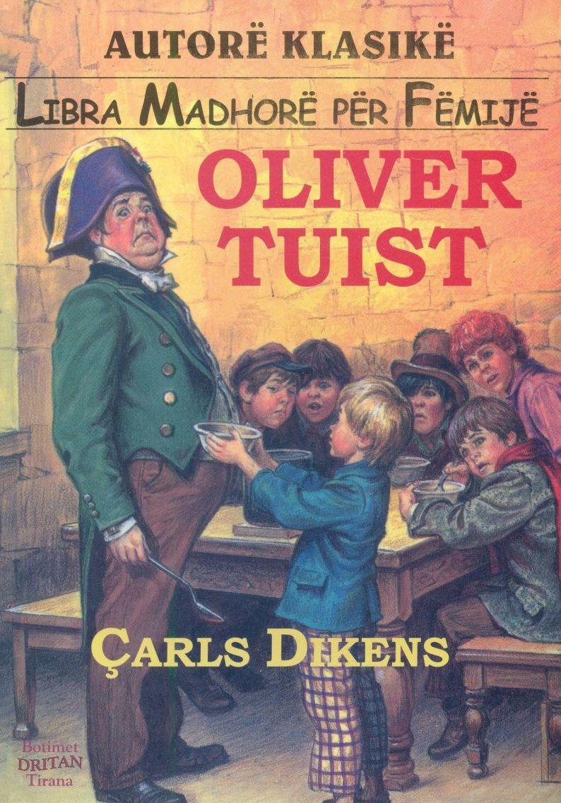 Oliver Tuist – Botimet Dritan
