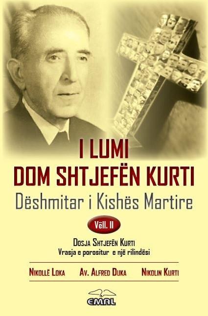 I lumi Dom Shtjefen Kurti - deshmitar i Kishes martire vell. 2