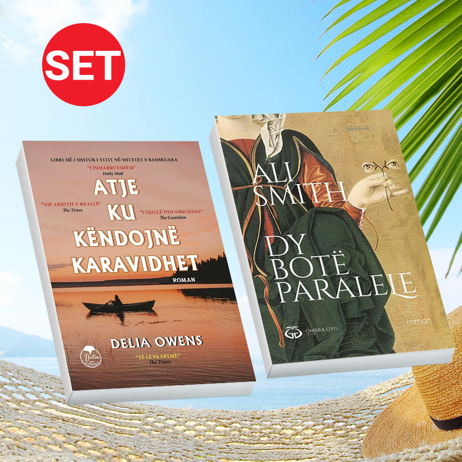 Dy bestseller-at e vitit 2020
