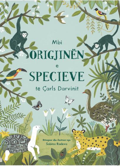 Mbi origjinen e specieve te Carls Darvinit
