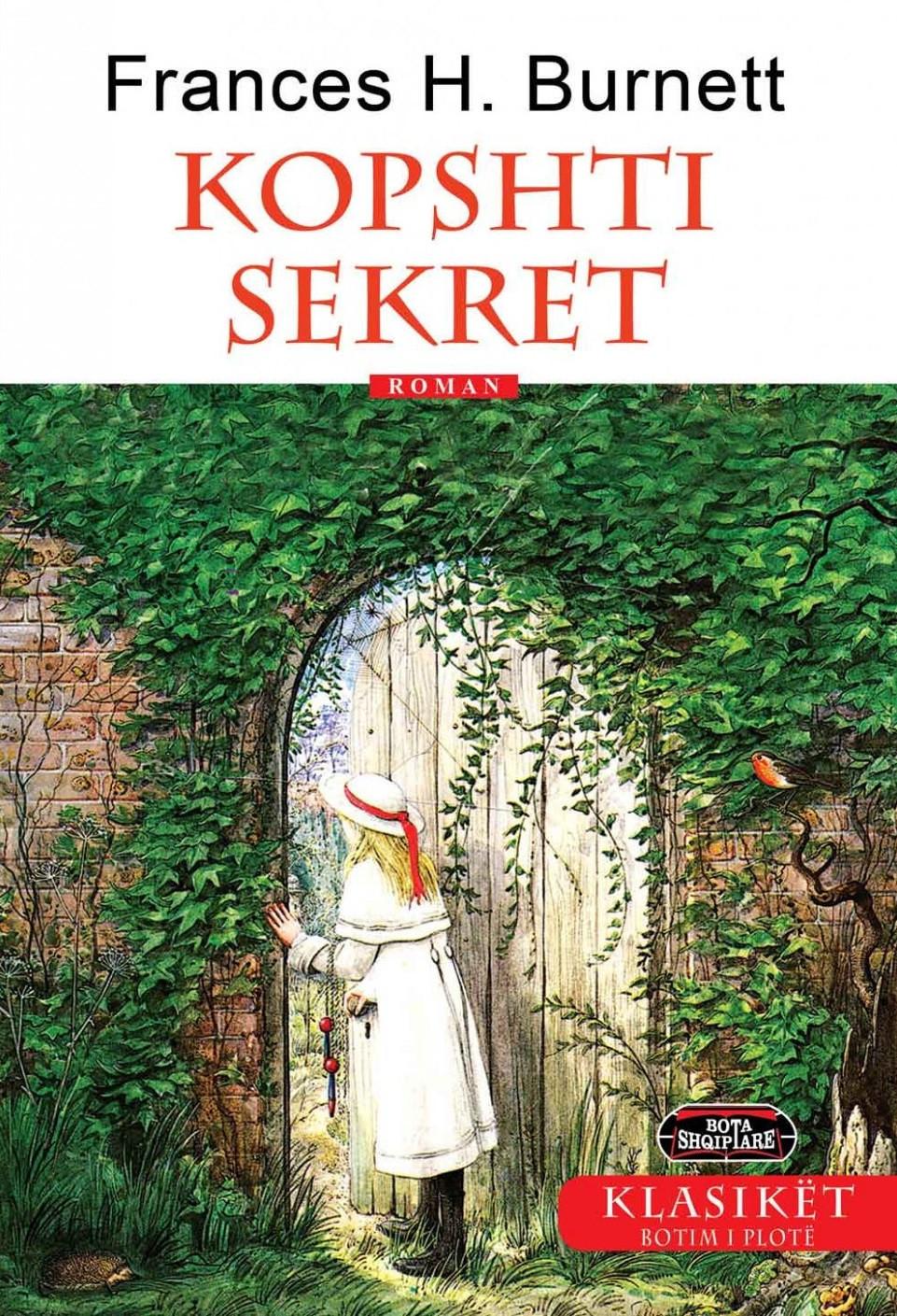 Kopshti sekret - BOT