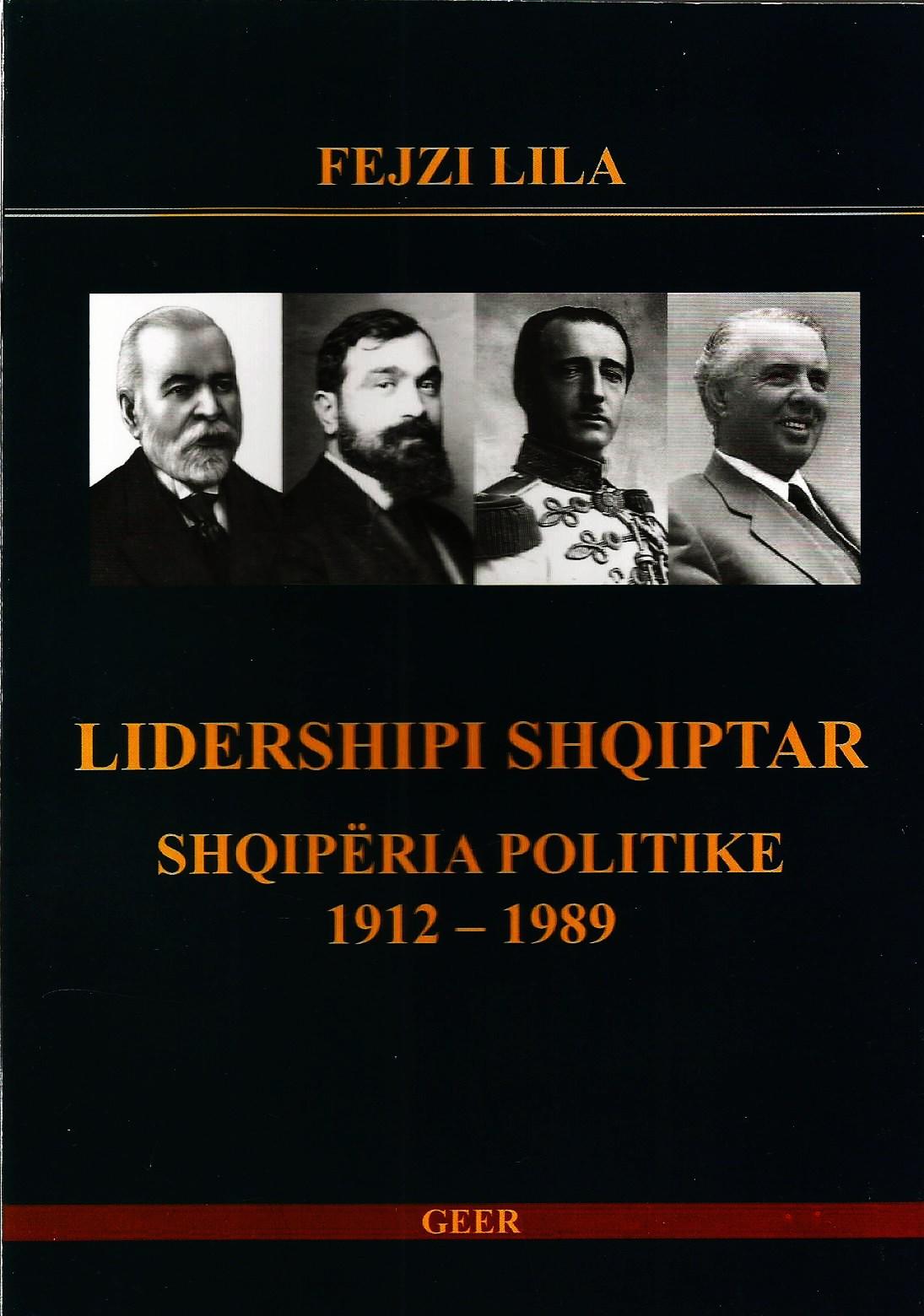 Lidershipi shqiptar