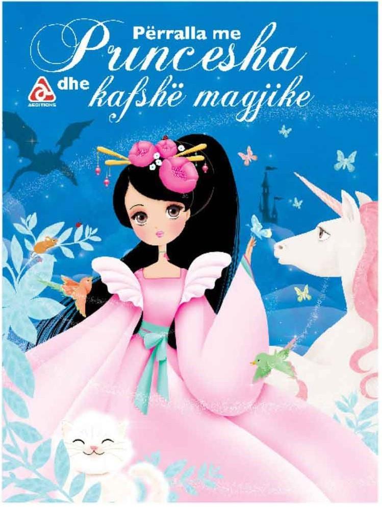 Perralla me princesha dhe kafshe magjike